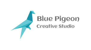 Blue PIgeon Graphic and Website Design